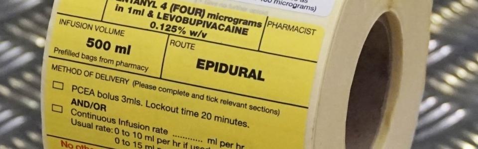 QUICK FIX - LABELS FOR MEDICAL CHARTS